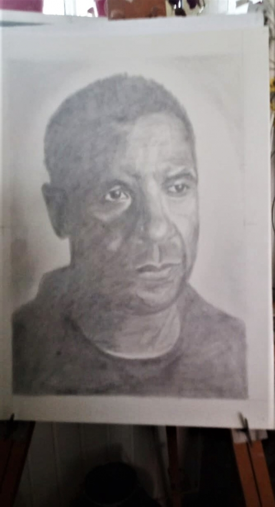 Denzel Washington by MrTibbs